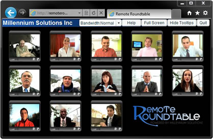 Remote Rountable Preview.