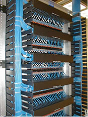 Structured cabling.