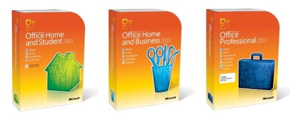 Download Office Home Business 2010 Trial